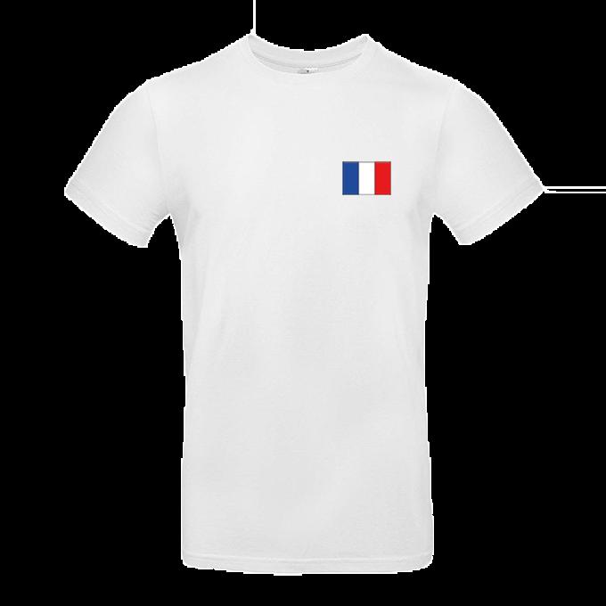 Le T-shirt personnalisable selon votre souhait.