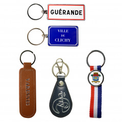 """Créez """"Le porte-clés de votre Ville""""..."""