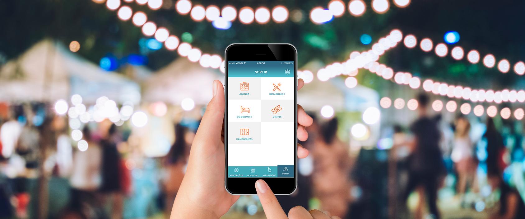 L'application mobile pour communiquer simplement et efficacement